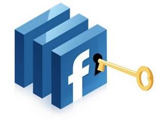 Barn på Facebook