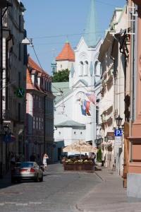 Gamlebyen i Riga