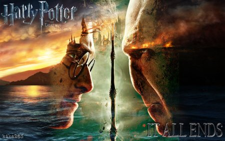 Harry Potter 7 by ~kika283 @ deviantart
